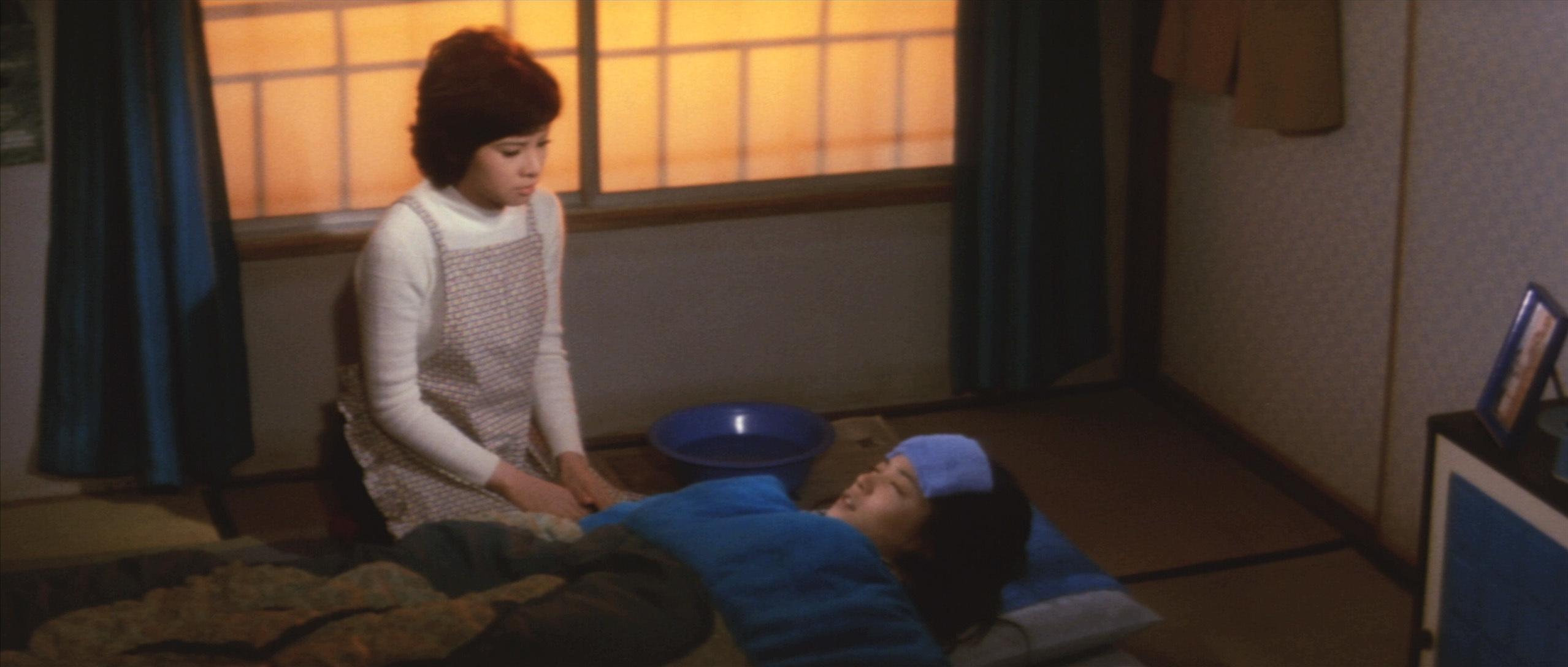 ひし美ゆり子(Yuriko Hishimi)「同棲時代」(1973)《Part2》_e0042361_19574011.jpg