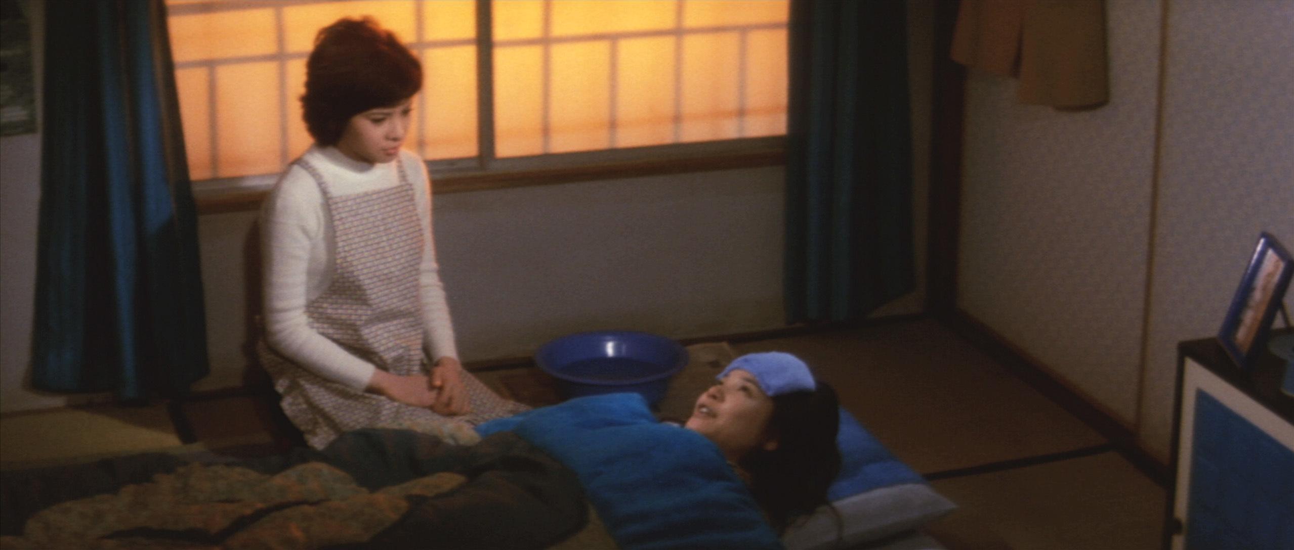 ひし美ゆり子(Yuriko Hishimi)「同棲時代」(1973)《Part2》_e0042361_19582616.jpg