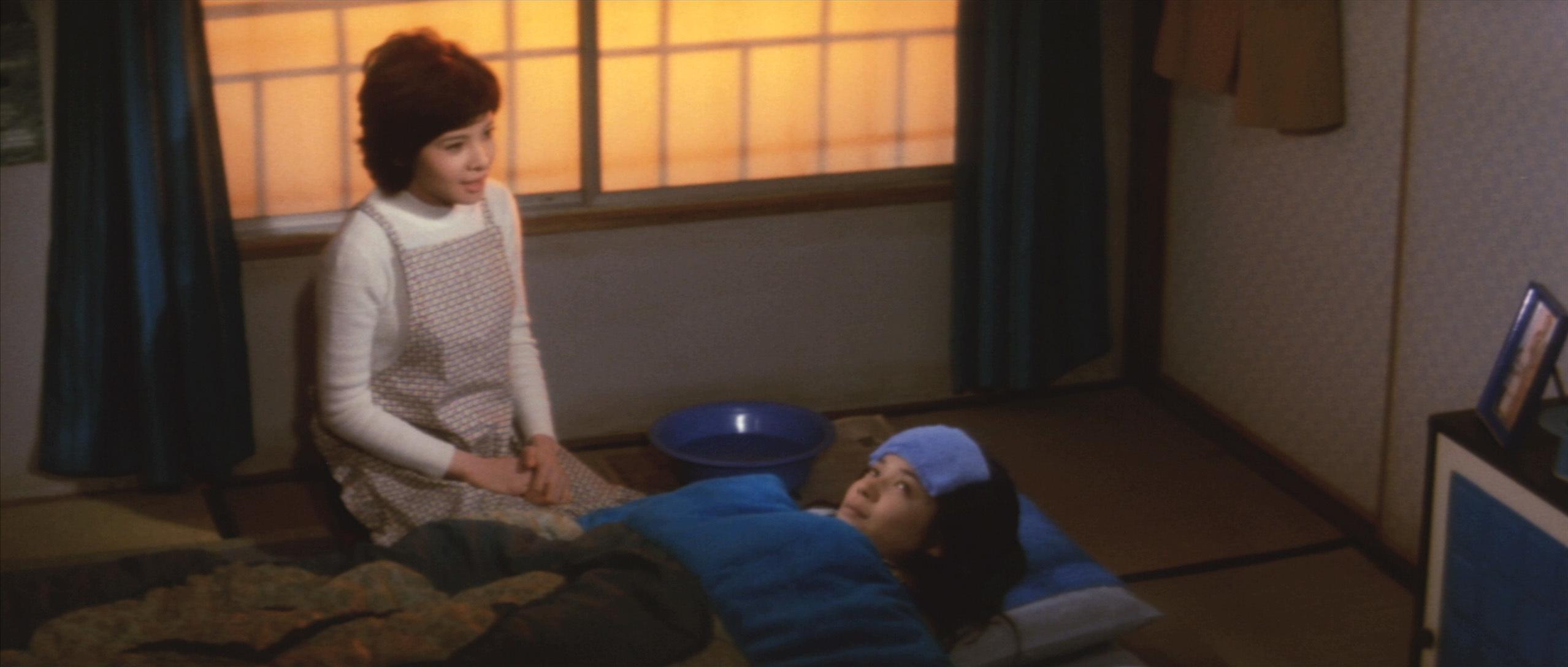 ひし美ゆり子(Yuriko Hishimi)「同棲時代」(1973)《Part2》_e0042361_19583772.jpg
