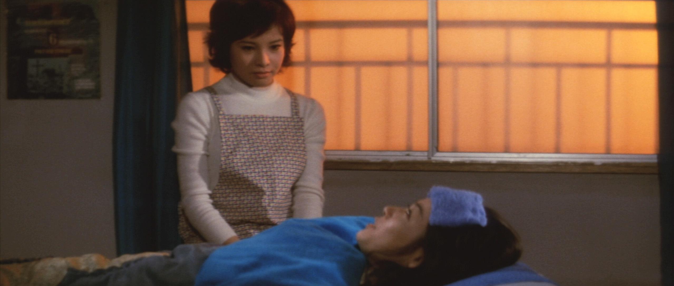 ひし美ゆり子(Yuriko Hishimi)「同棲時代」(1973)《Part2》_e0042361_19584278.jpg