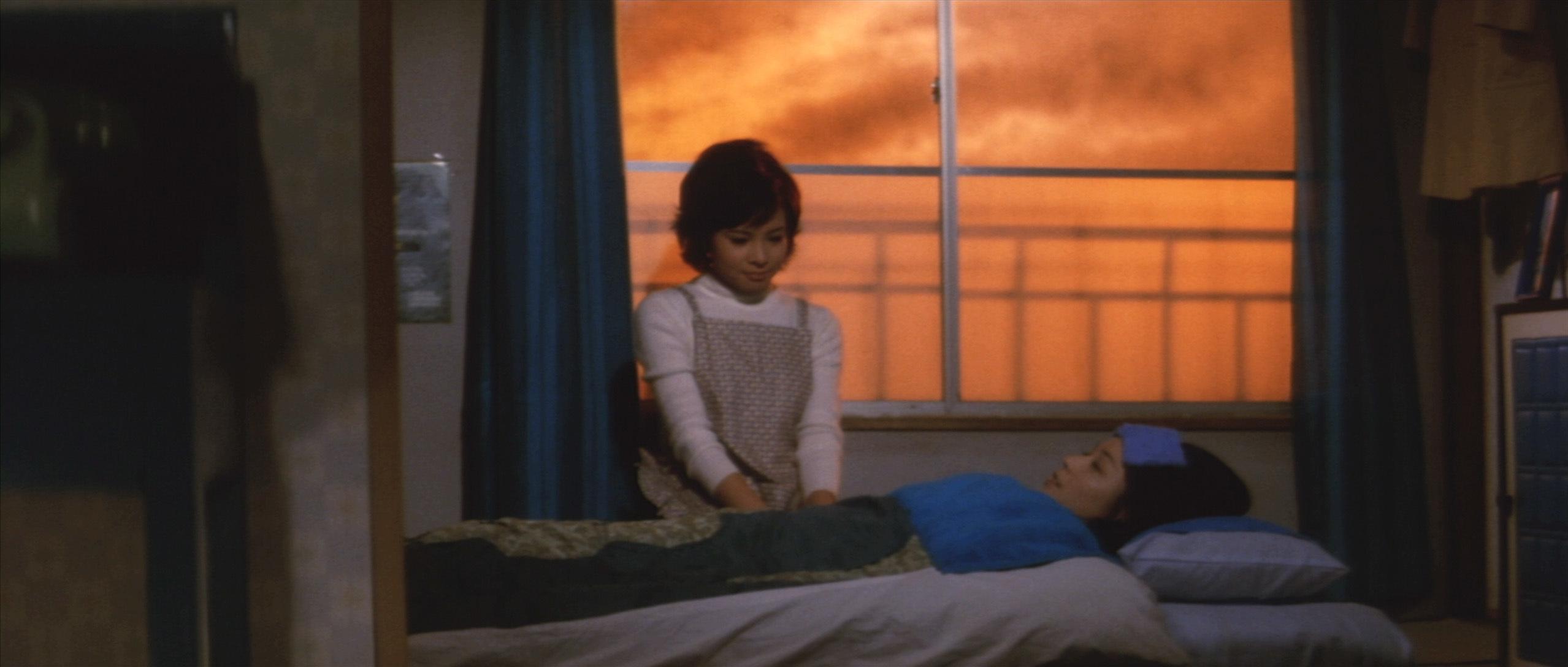 ひし美ゆり子(Yuriko Hishimi)「同棲時代」(1973)《Part2》_e0042361_19590984.jpg