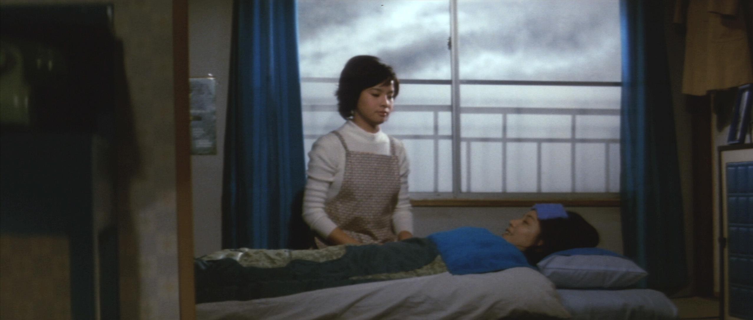 ひし美ゆり子(Yuriko Hishimi)「同棲時代」(1973)《Part2》_e0042361_19591965.jpg
