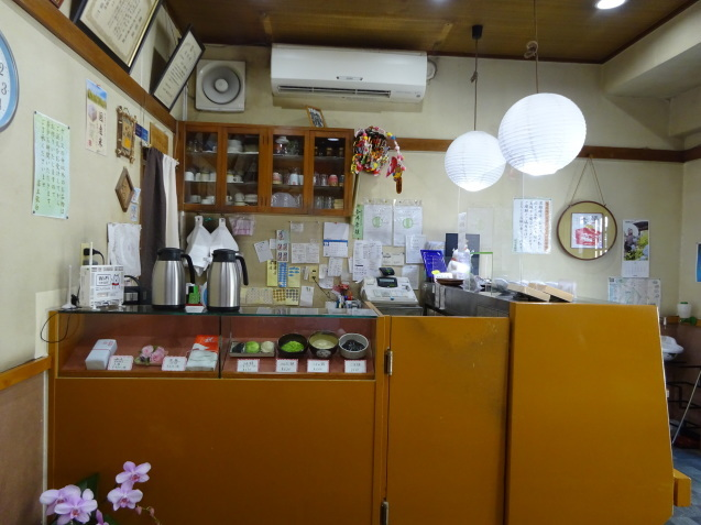 今日のスイーツ ~ ずんだ餅 (ウェスティン仙台 (4))_b0405262_21403441.jpg