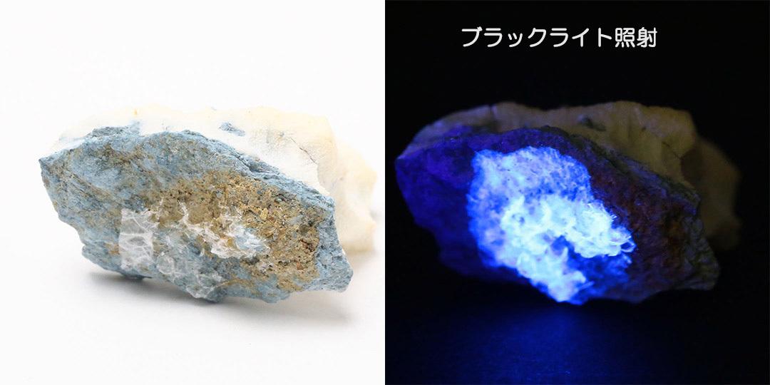 サファイアよりも高価な宝石!?ベニトアイト結晶母岩付き_d0303974_14235241.jpg