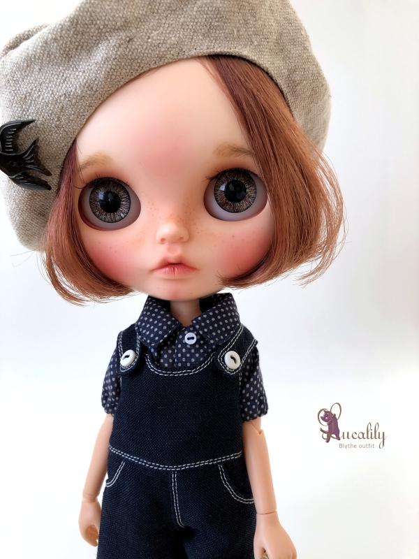 *lucalily * dolls clothes* Swallow dress *_d0217189_20365030.jpg