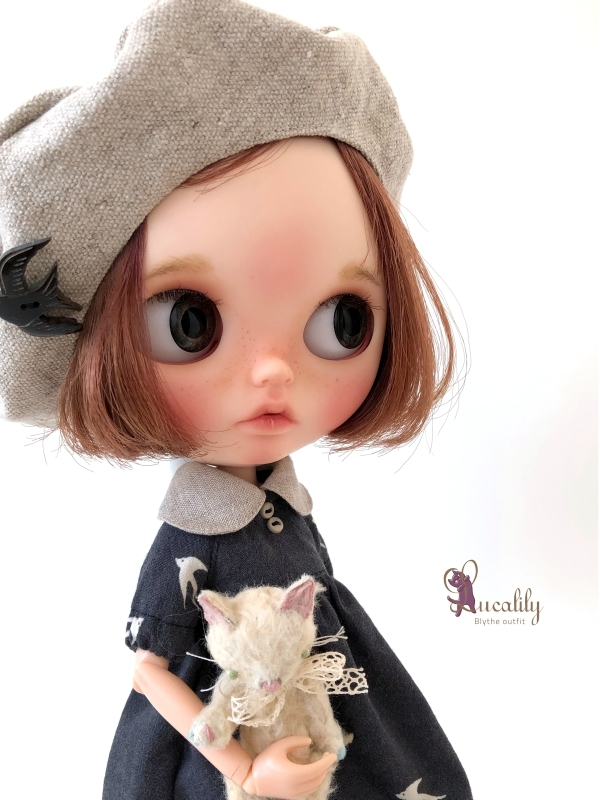 *lucalily * dolls clothes* Swallow dress *_d0217189_20370101.jpg