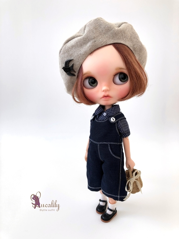 *lucalily * dolls clothes* Swallow dress *_d0217189_20370892.jpg