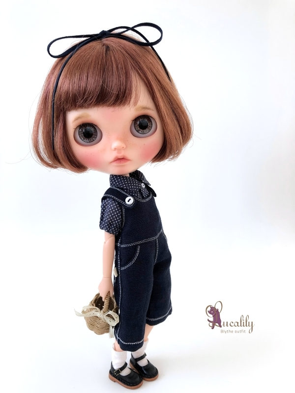 *lucalily * dolls clothes* Swallow dress *_d0217189_20371388.jpg
