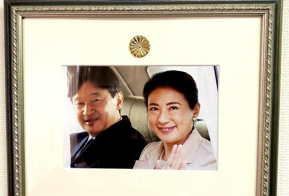 今日も三好道場本部には、靖国神社の日の丸を掲て「拉致被害者救出」 「憲法改正」 を応援しています。_c0186691_10021720.jpg