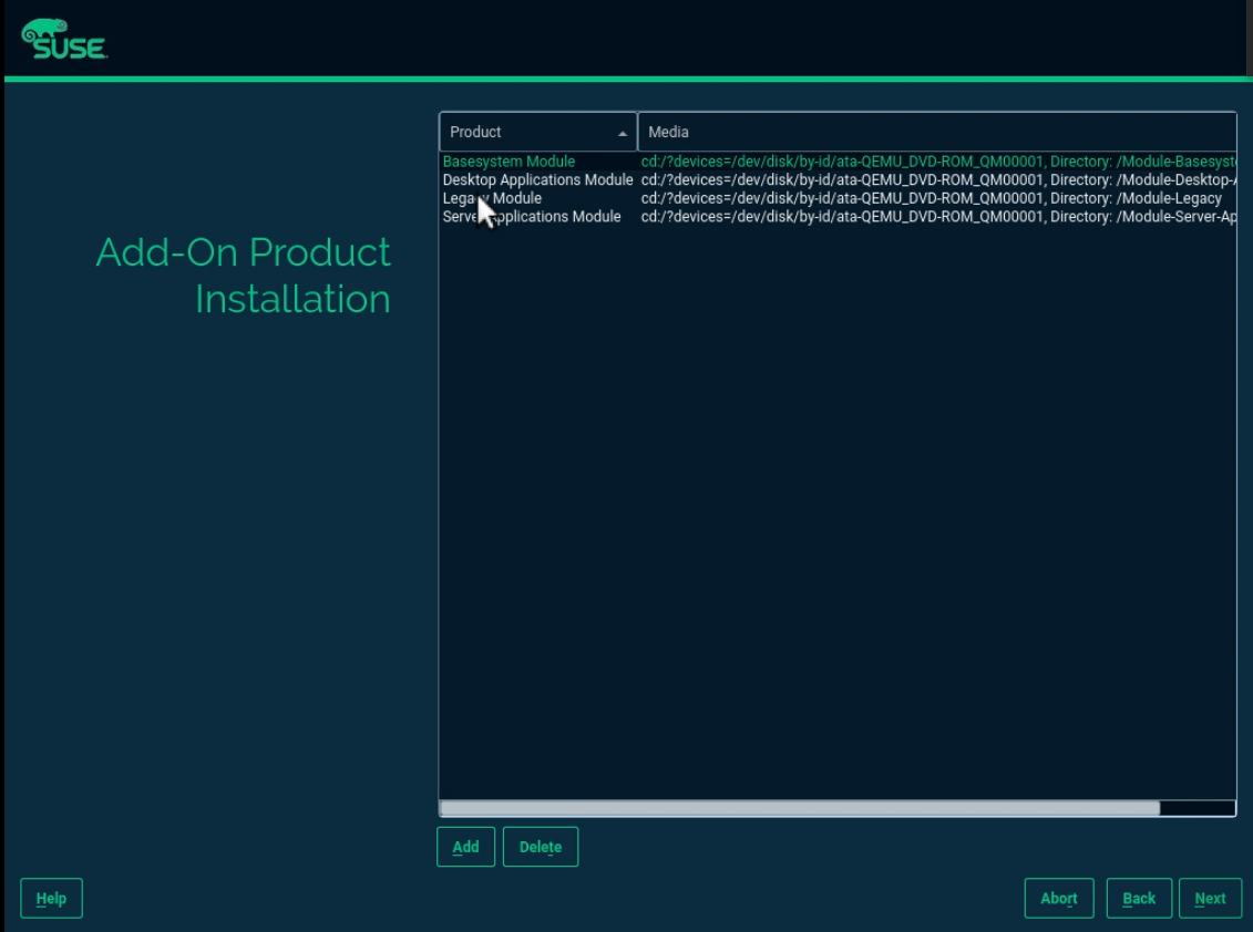 SLE15 Linux Enterprise sp2 (SLES15sp2) のインストールとファーストルック(Trial)_a0056607_15013837.png
