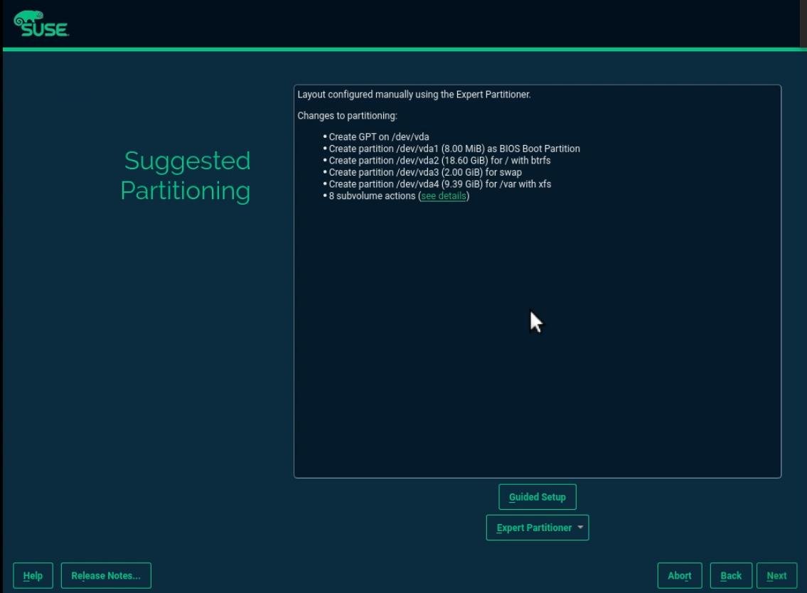 SLE15 Linux Enterprise sp2 (SLES15sp2) のインストールとファーストルック(Trial)_a0056607_15030023.png