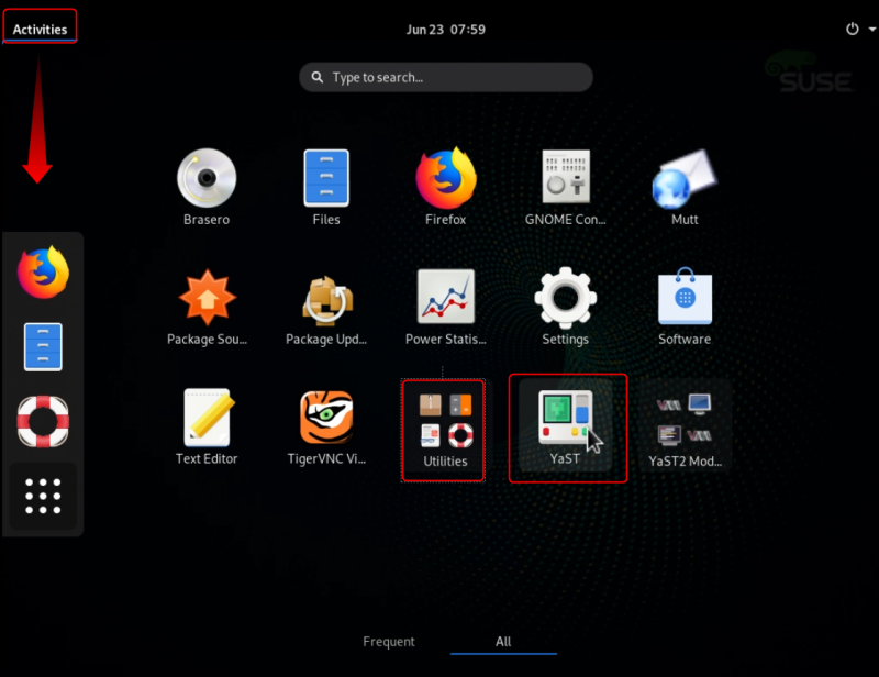 SLE15 Linux Enterprise sp2 (SLES15sp2) のインストールとファーストルック(Trial)_a0056607_15171549.png