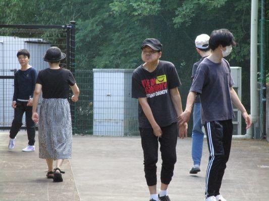6/24 散歩_a0154110_08590288.jpg