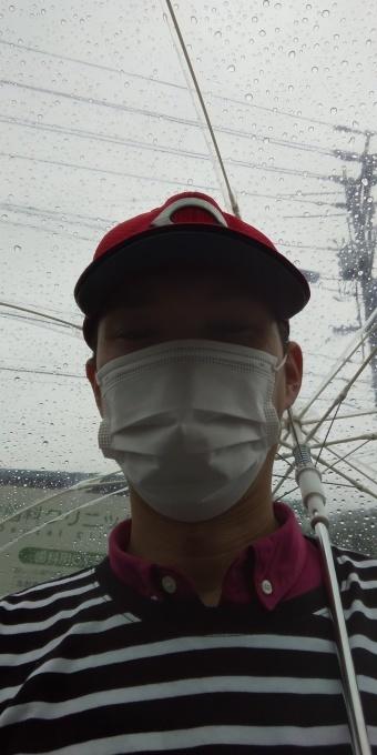 本日もアベノマスクよりコンビニのマスクで介護現場に出勤です_e0094315_07474967.jpg