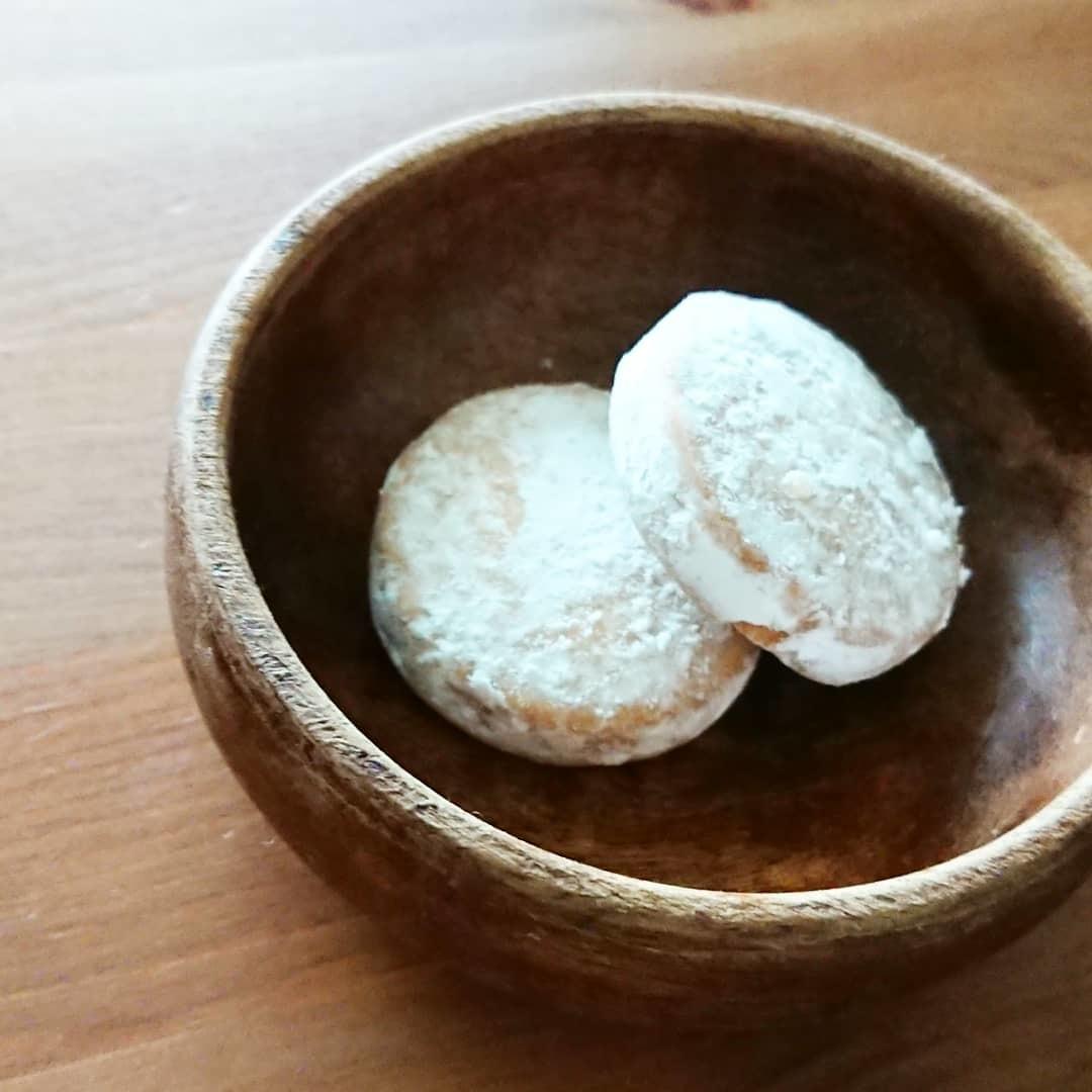 米粉を使ったクッキー🍪_a0113430_07203207.jpg
