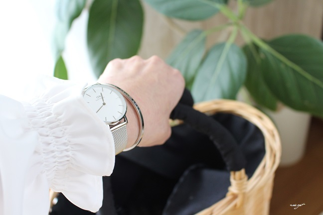 はじめてのNHKリモート撮影&ダニエルウェリントン夏の腕時計が届きました♪_f0023333_21200035.jpg