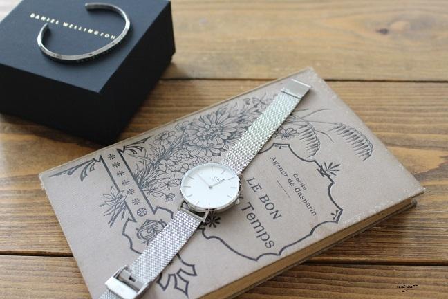 はじめてのNHKリモート撮影&ダニエルウェリントン夏の腕時計が届きました♪_f0023333_21200141.jpg