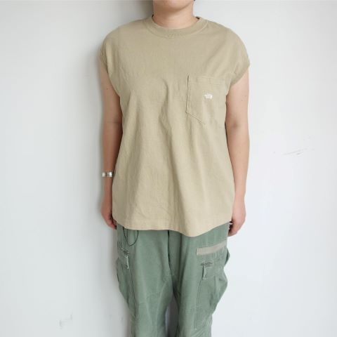 THE NORTH FACE PURPLE LABEL : 7oz N/S Pocket Tee_a0234452_15283387.jpg
