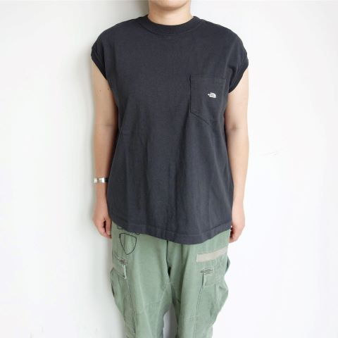 THE NORTH FACE PURPLE LABEL : 7oz N/S Pocket Tee_a0234452_15283711.jpg