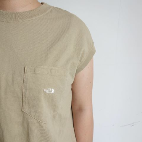 THE NORTH FACE PURPLE LABEL : 7oz N/S Pocket Tee_a0234452_15284128.jpg