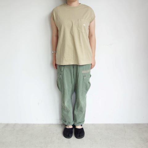 THE NORTH FACE PURPLE LABEL : 7oz N/S Pocket Tee_a0234452_15284703.jpg