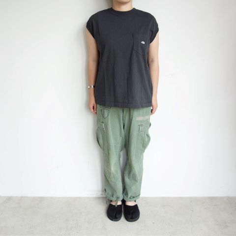 THE NORTH FACE PURPLE LABEL : 7oz N/S Pocket Tee_a0234452_15285181.jpg