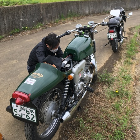 Short Ride【Lake Miyagase】_c0217759_23244703.jpg