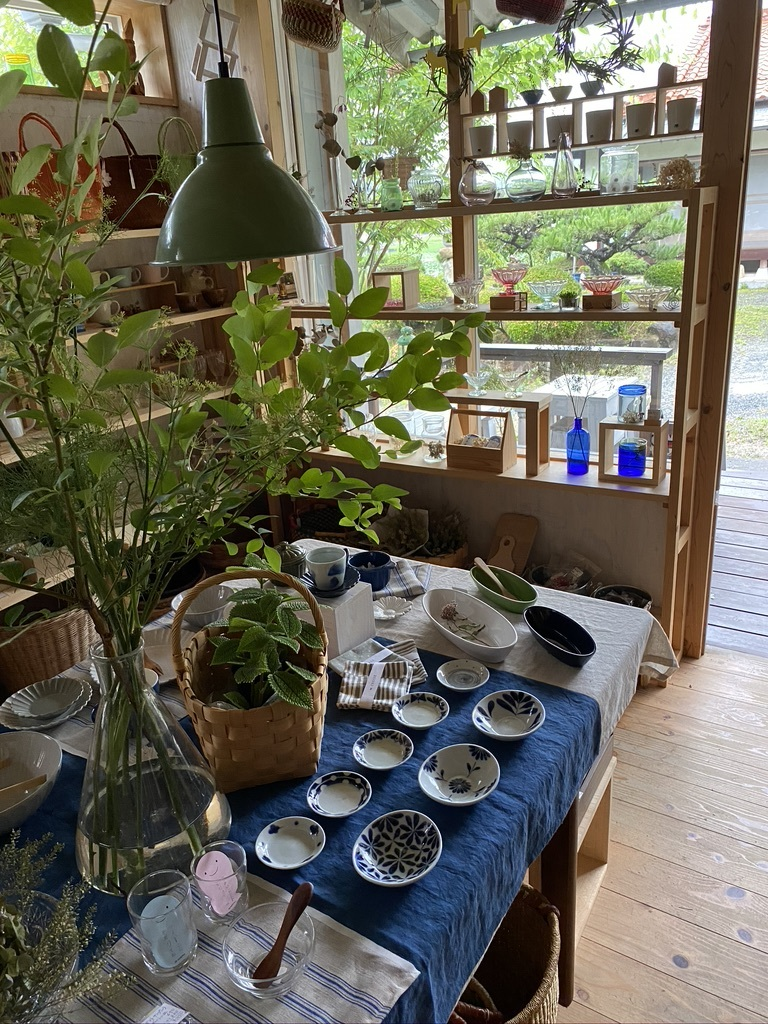 雨の日の庭の紫陽花 & デッキの紫陽花は、、。_c0334574_19464802.jpeg