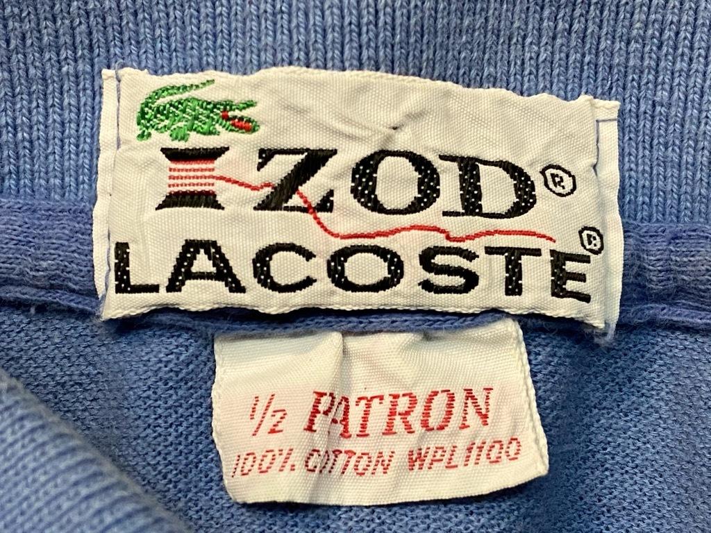 IZOD LACOSTE & Polo by Ralph Lauren(マグネッツ大阪アメ村店)_c0078587_15494846.jpg
