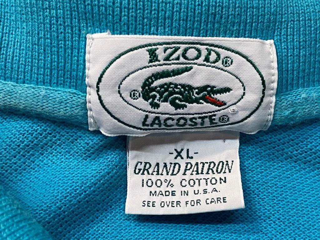 IZOD LACOSTE & Polo by Ralph Lauren(マグネッツ大阪アメ村店)_c0078587_15495624.jpg