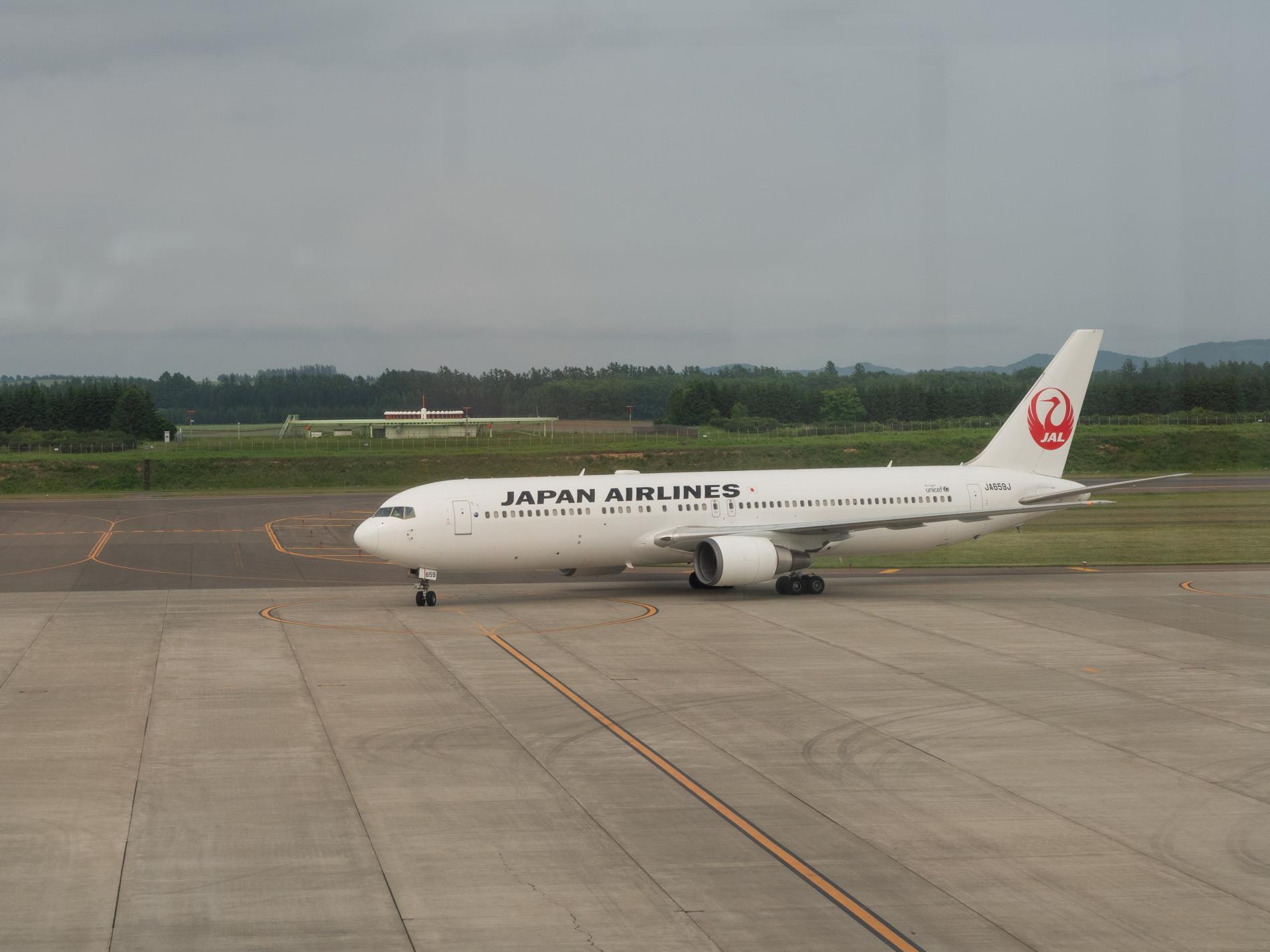 帯広空港は大幅減便中ですが・・何故か活気のあるひと時。_f0276498_12404772.jpg