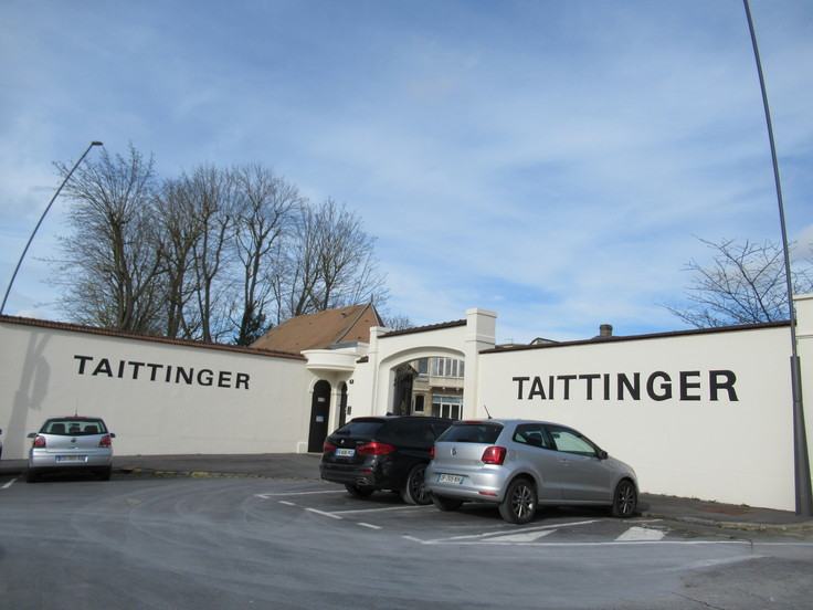 Taittinger 訪問 ♪ (ランス)_c0212604_17301327.jpg