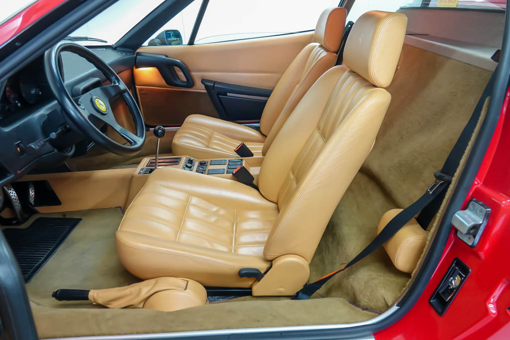 89y model Ferrari GTBturbo for sale_a0129711_12523775.jpg