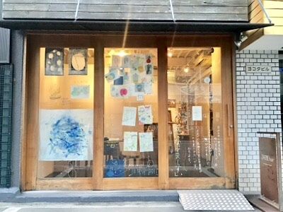 ZAZIEhair Window Gallery Project 第2弾_e0164111_17195278.jpeg