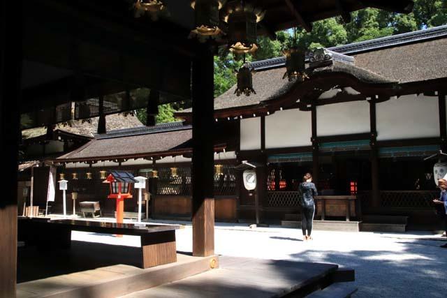 河合神社と糺の森 下賀茂神社_e0048413_21061714.jpg