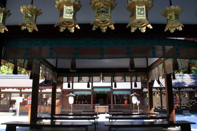 河合神社と糺の森 下賀茂神社_e0048413_21064123.jpg