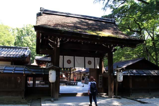 河合神社と糺の森 下賀茂神社_e0048413_21065076.jpg