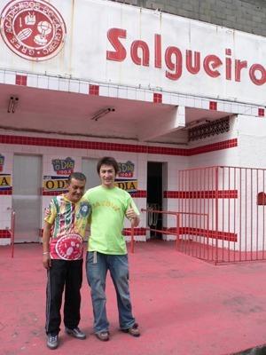 ◤フォロワー数、353.8万人◢ Marcelo Adnetにもツイート紹介され→今度は名門SALGUEIRO公式で3度もご紹介いただきました!_b0032617_01120184.jpg
