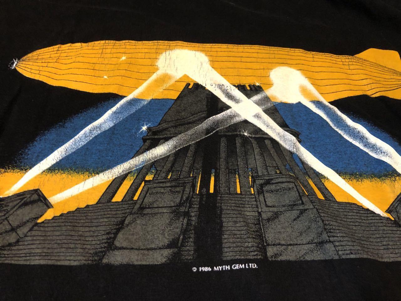 6月27日(土)入荷!80s~Led  Zeppelin レッド ツェッペリン   Tシャツ!_c0144020_13262195.jpg