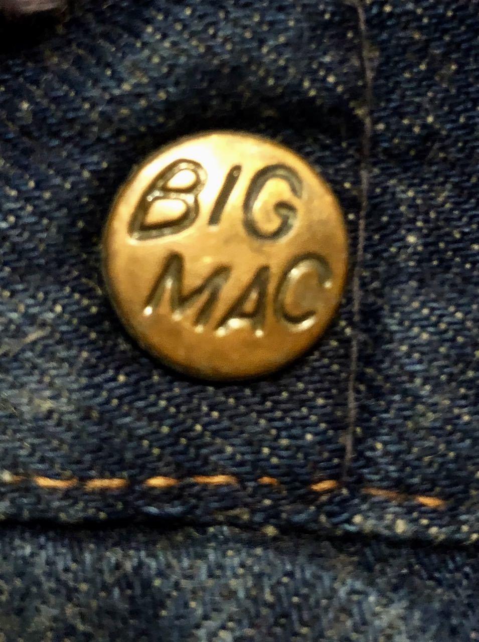 6月26日(土)入荷!60s〜Penny\'s BIGMAC ビッグマック デニム ペインターパンツ! _c0144020_15595622.jpg