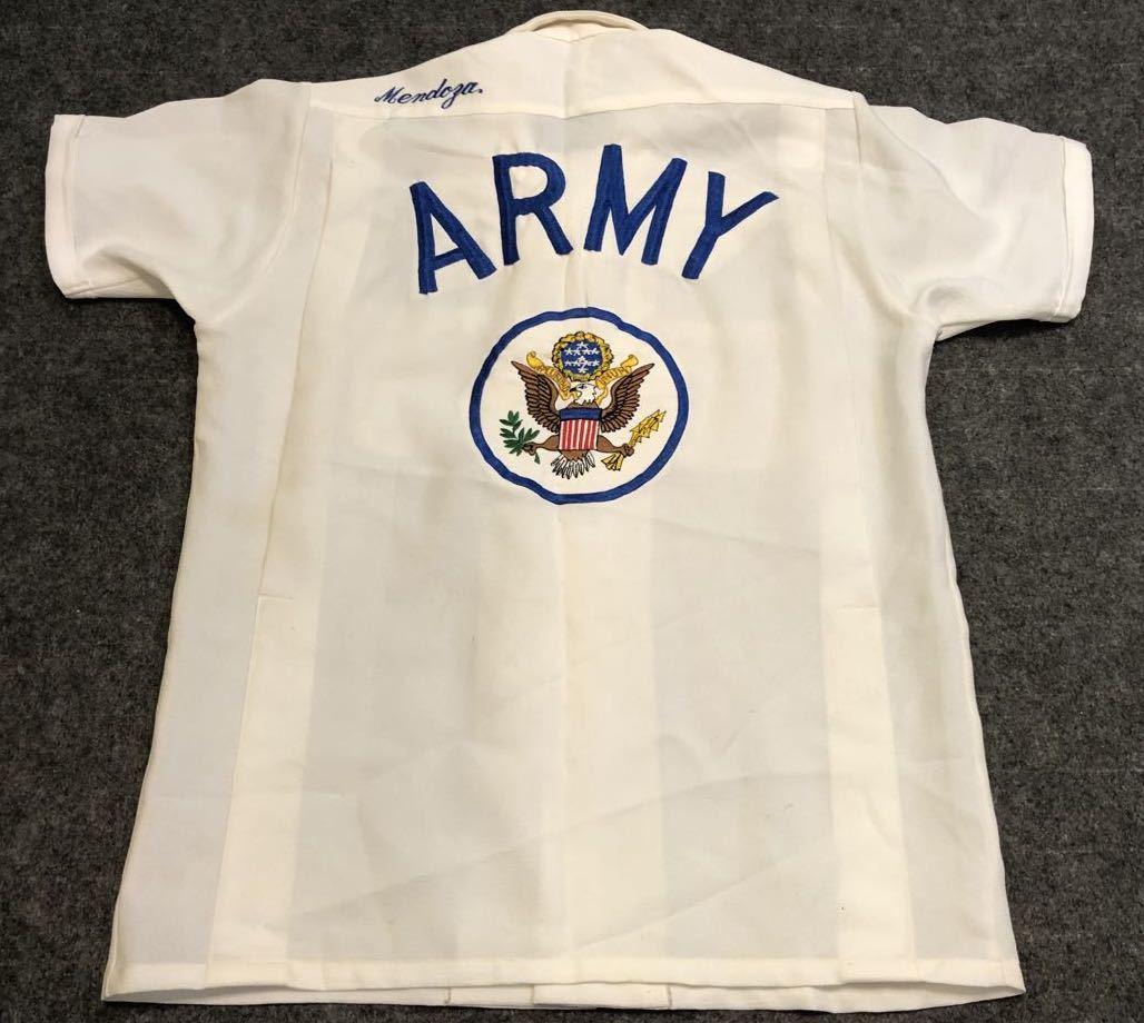 6月26日(土)入荷!60s HAMAYA U.S ARMY  スーベニア ボーリングシャツ! _c0144020_16033337.jpg