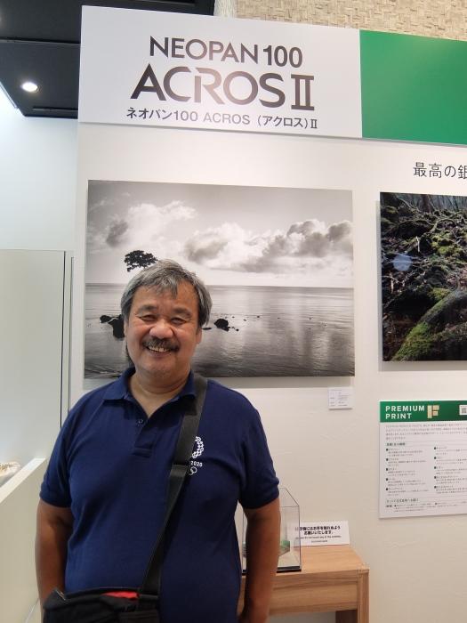 アクロスⅡ 作品展示_f0050534_21392949.jpg