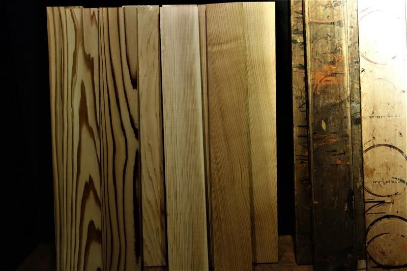 天杉 短尺杢板_e0156341_07225097.jpg