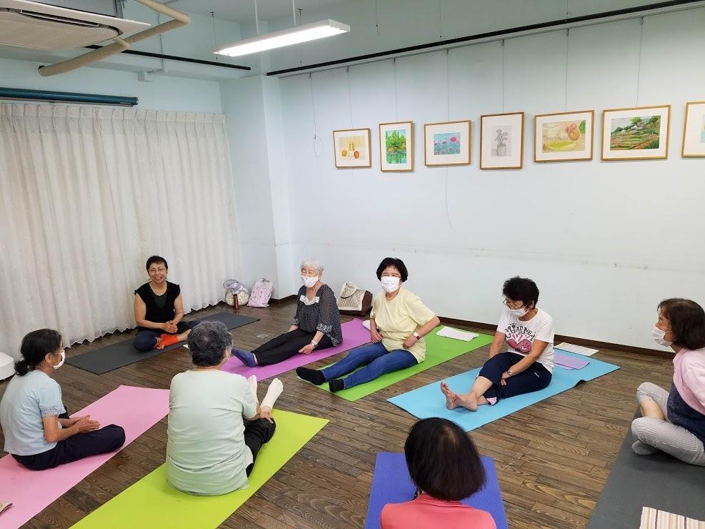 ヨーガ療法教室とハンドメイド教室_c0113948_14194186.jpg