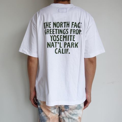 THE NORTH FACE PURPLE LABEL : 5.5oz Graphic H/S Tee_a0234452_11514654.jpg