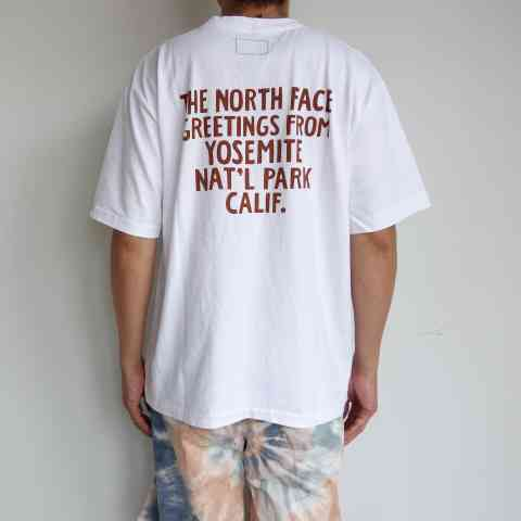 THE NORTH FACE PURPLE LABEL : 5.5oz Graphic H/S Tee_a0234452_11515028.jpg