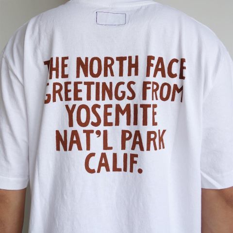 THE NORTH FACE PURPLE LABEL : 5.5oz Graphic H/S Tee_a0234452_11515358.jpg
