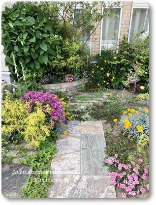 お庭のお花_b0244959_23452835.jpg