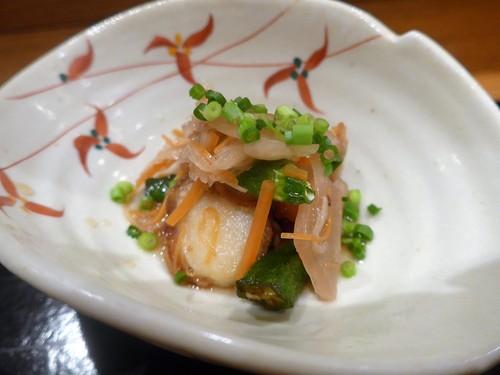 四谷三丁目「旬菜料理 山灯」へ行く。_f0232060_2191829.jpg
