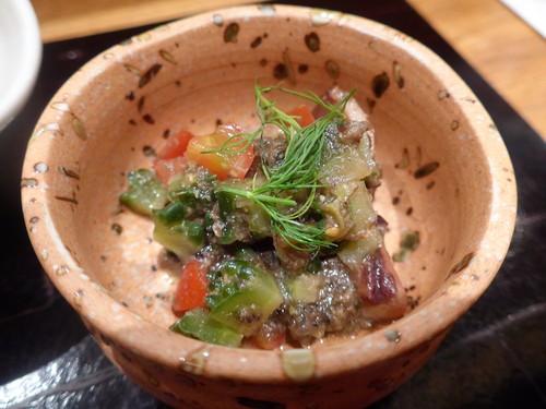 四谷三丁目「旬菜料理 山灯」へ行く。_f0232060_2193225.jpg